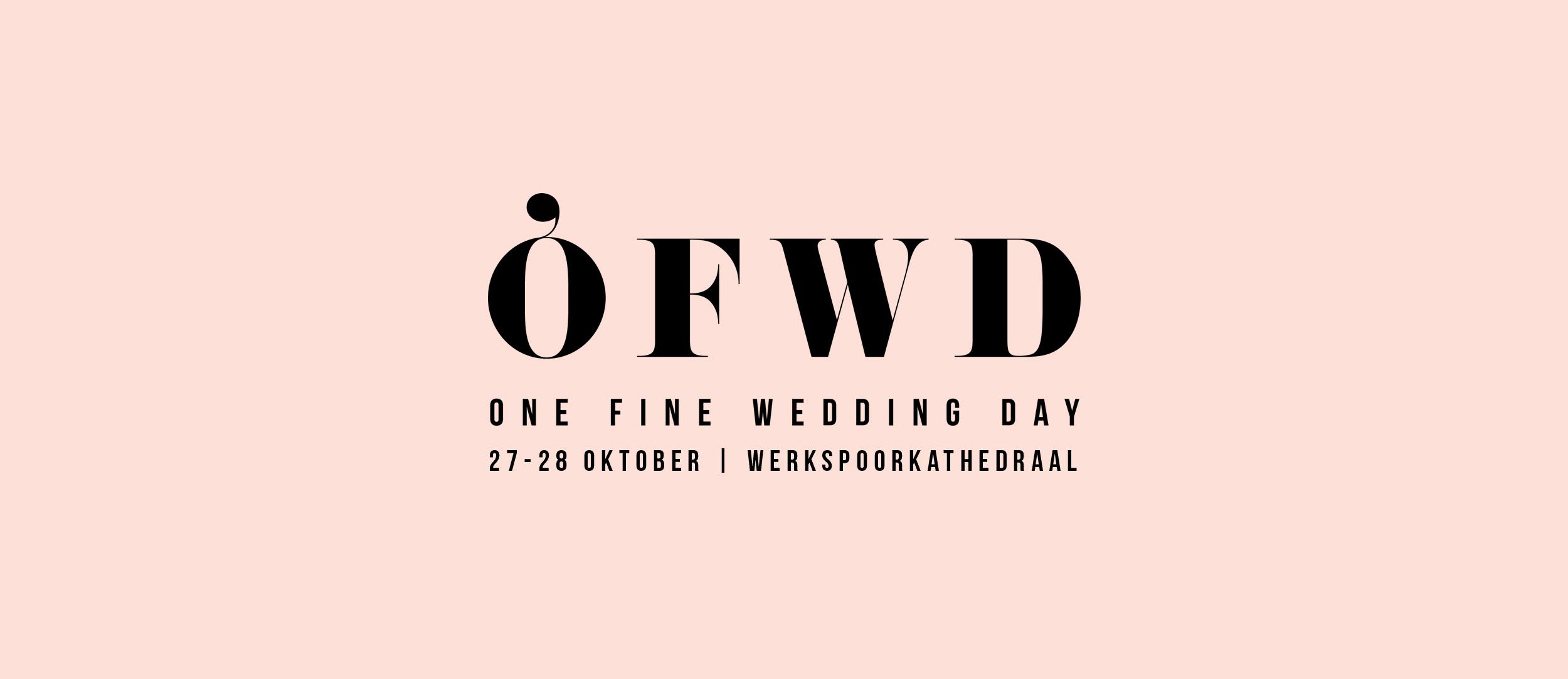 One Fine Wedding Day
